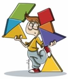 Material para el alumnado: Let's Tangram Together!