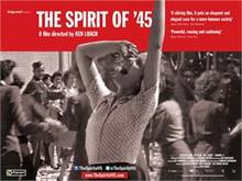 The spirit of ´45, defensa del model social europeu